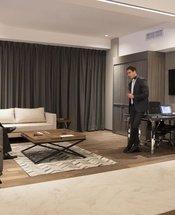 Habitación Krystal Grand Suites Insurgentes Ciudad de México