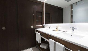 Baño Krystal Grand Suites Insurgentes Ciudad de México